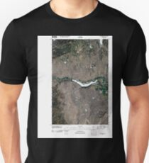 USGS Topo Map Washington State WA Enterprise 20110503 TM T-Shirt