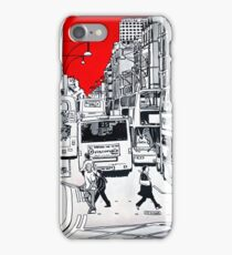 Splash Cities - London 01 iPhone Case/Skin