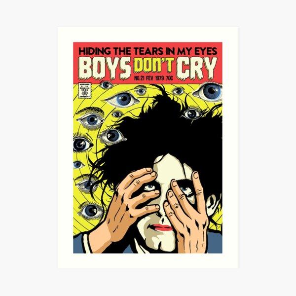 TFTS   Boys Art Print
