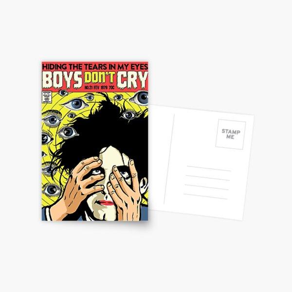 TFTS | Boys Postcard