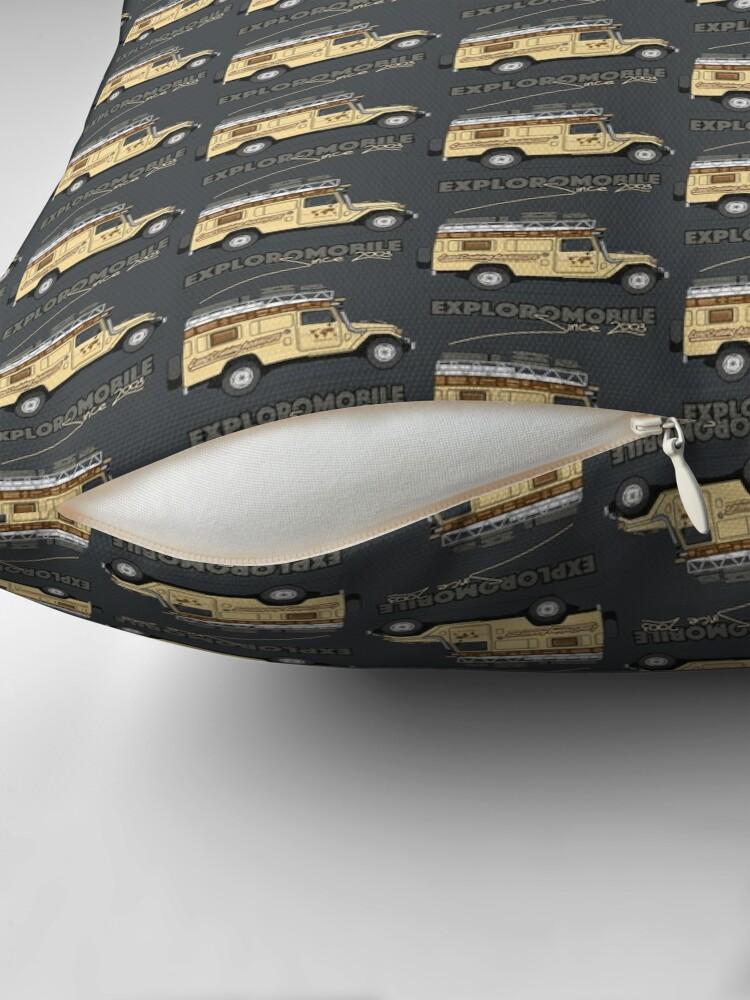 Alternate view of Exploromobile Floor Pillow