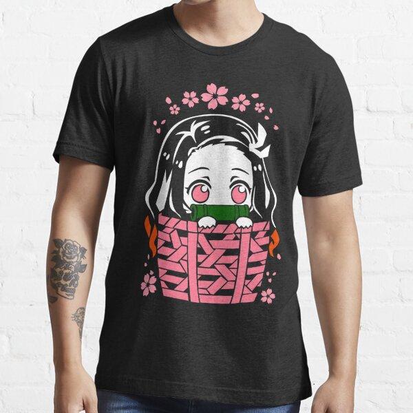 Nezuko Kamado - Kimetsu no Yaiba T-shirt essentiel