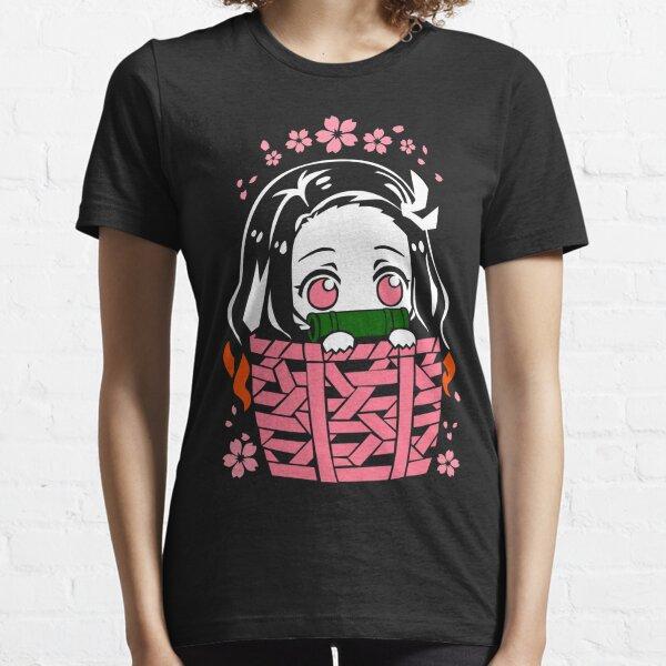 Nezuko Kamado - Kimetsu no Yaiba Essential T-Shirt