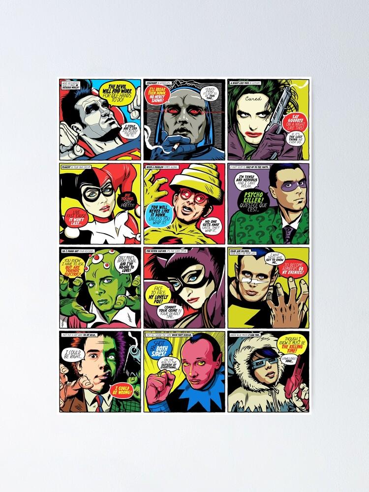 Alternate view of Post-Punk Baddies Poster