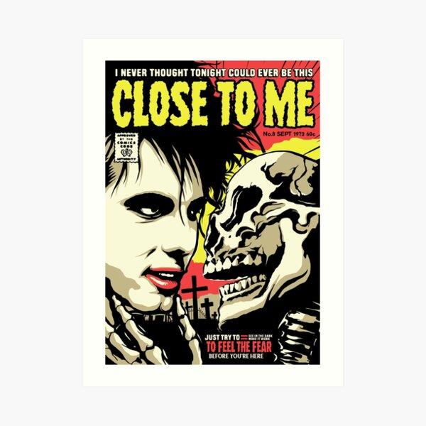 TFTS | Close Art Print