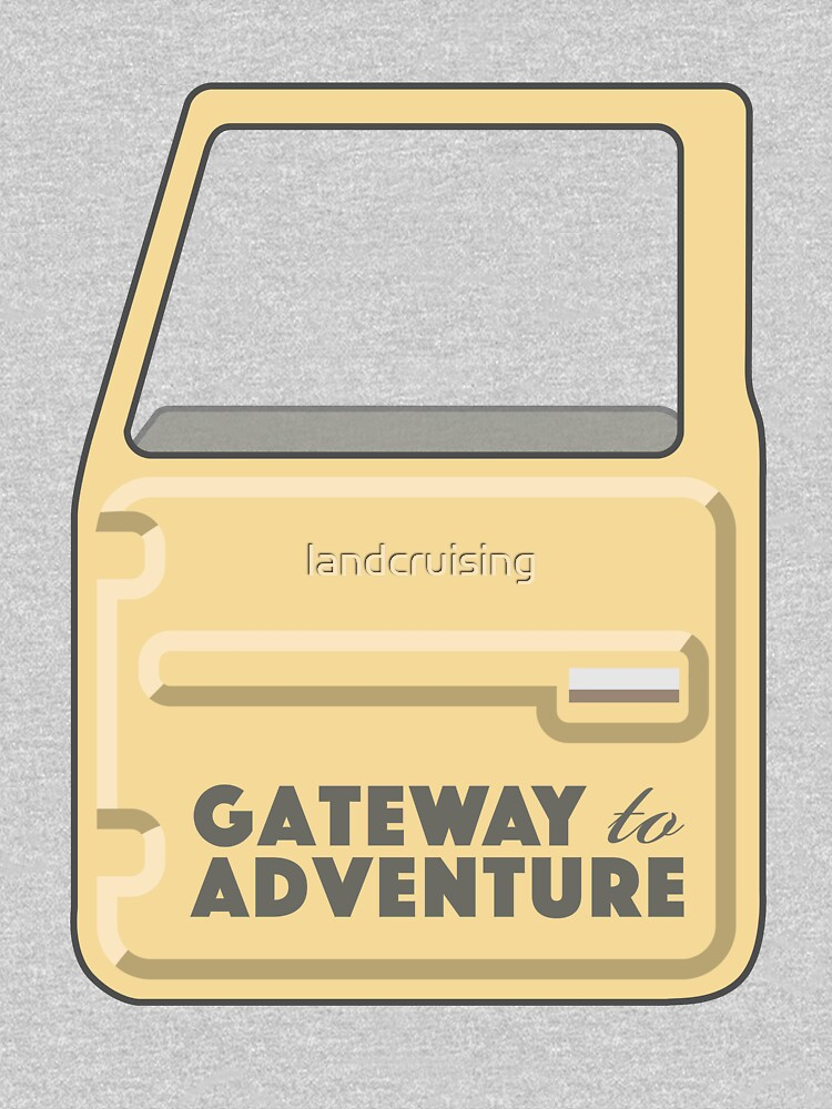 Gateway to Adventure by landcruising