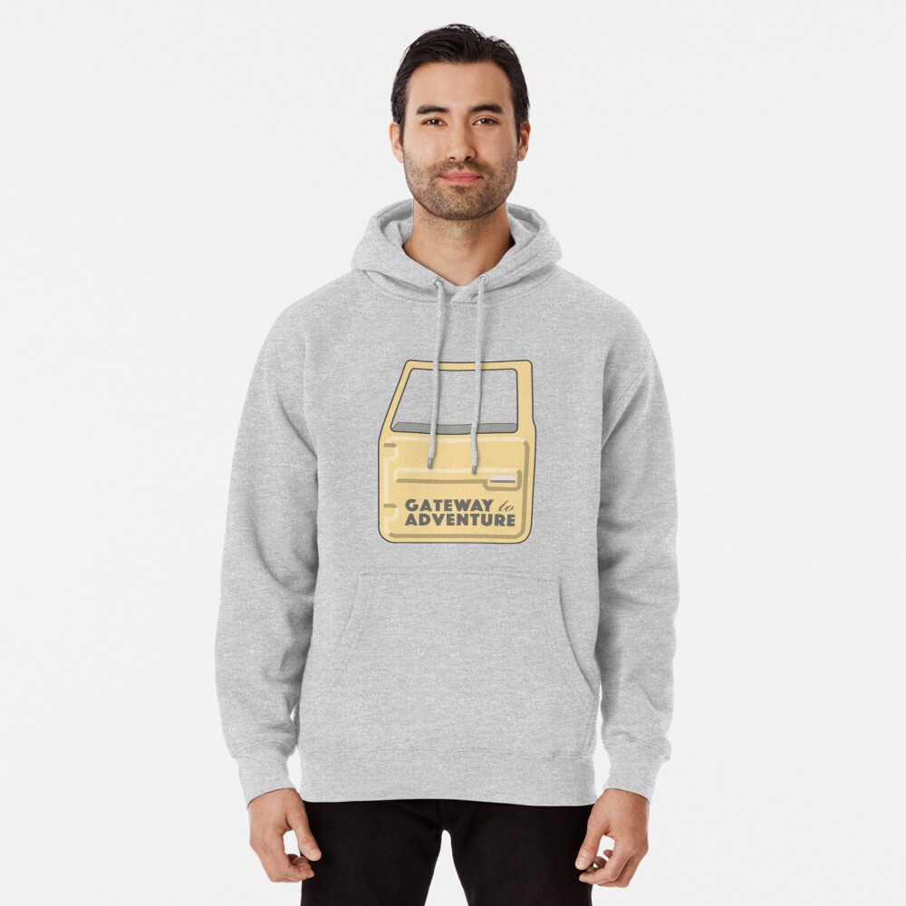 Gateway to Adventure Pullover Hoodie