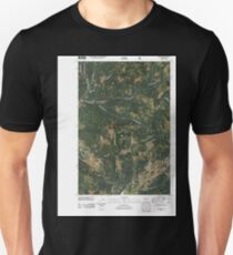 USGS Topo Map Washington State WA Glenoma 20110511 TM T-Shirt