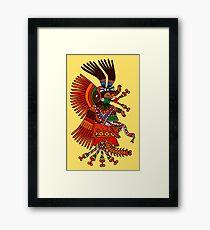 Xochiquetzal II Framed Print