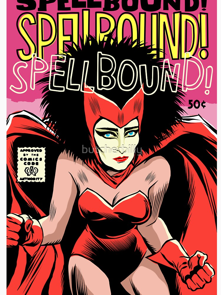 Post-Punk Super Friends - Spell by butcherbilly