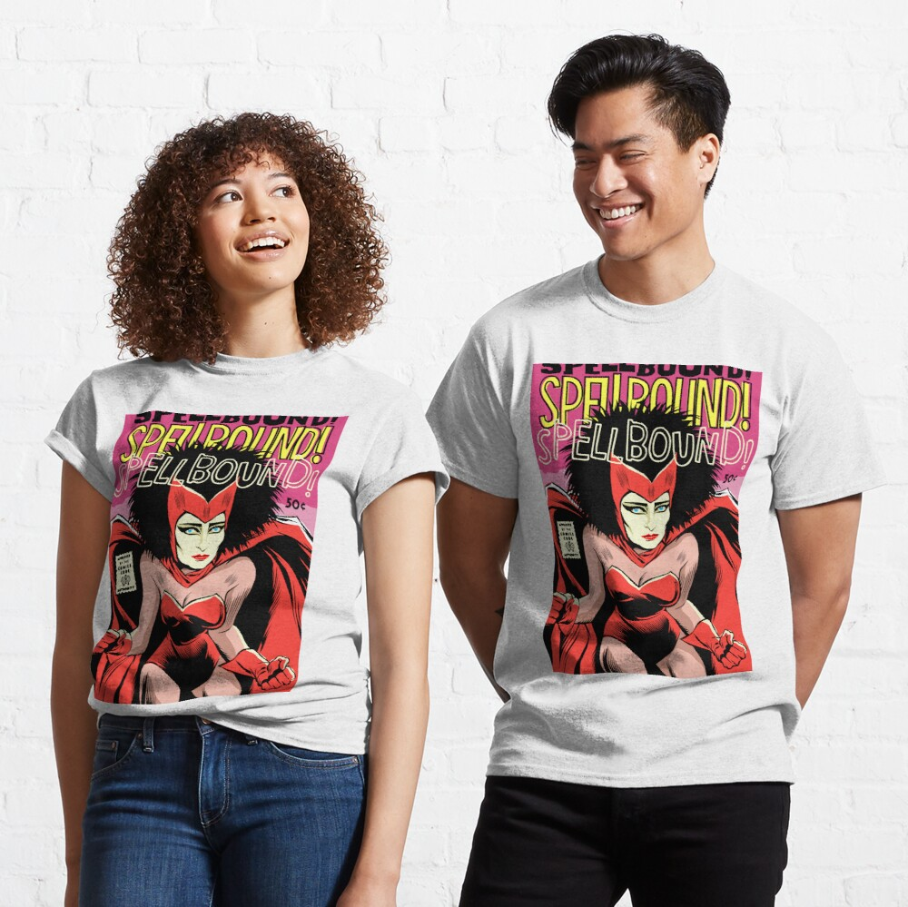 Post-Punk Super Friends - Spell Classic T-Shirt