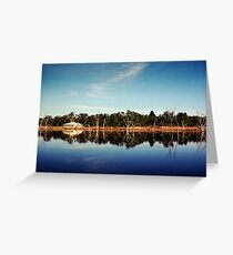 Reflections of a Queenslander Greeting Card