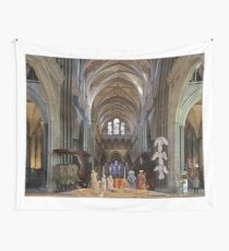 Christmas Nativity Salisbury Cathedral Wall Tapestry