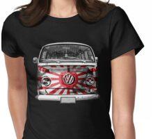 JAPAN VW van Womens Fitted T-Shirt