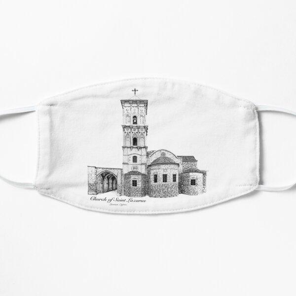 Church of St. Lazarus - Larnaca, Cyprus by Amanda M Lucas Flat Mask