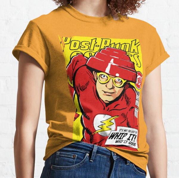 Post-Punk Comics | Whip It Classic T-Shirt