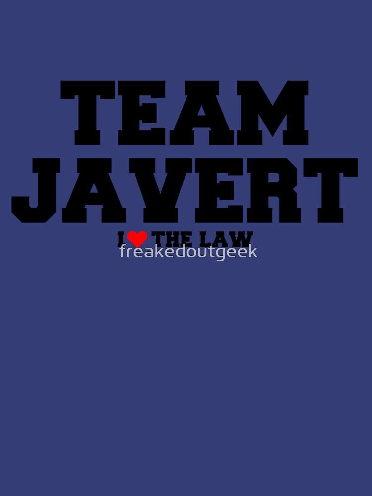 Team Javert | Unisex T-Shirt