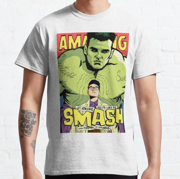 Post-Punk Smash Classic T-Shirt