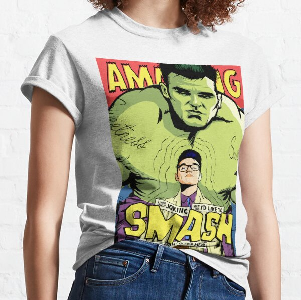 Post-Punk Smash Classic T-Shirt