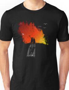 Where the Sidewalk Ends Unisex T-Shirt