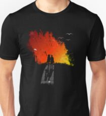 Where the Sidewalk Ends T-Shirt