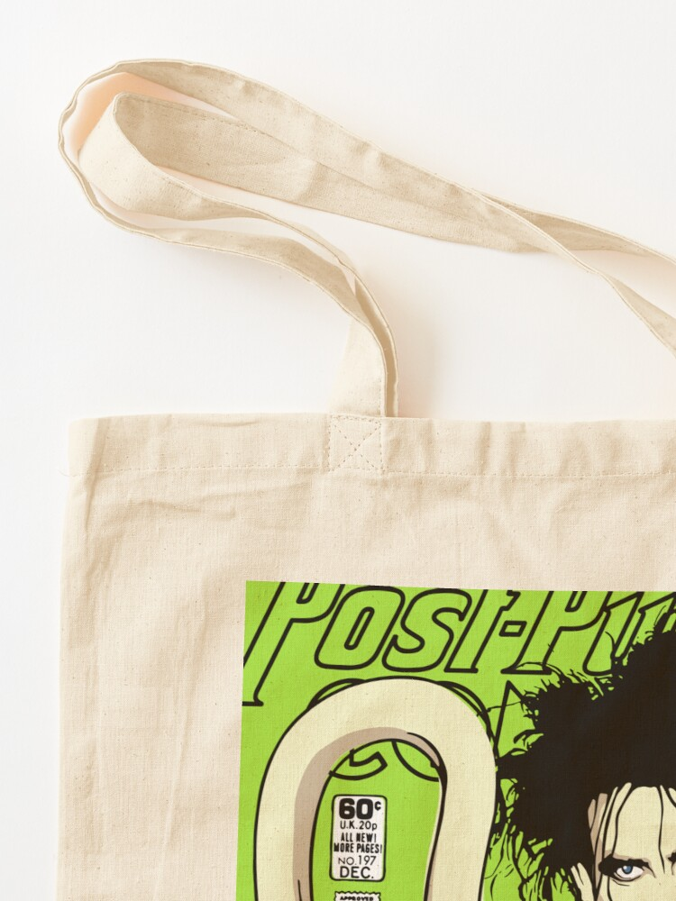 Alternate view of Post-Punk Heroes | Plastic Tote Bag