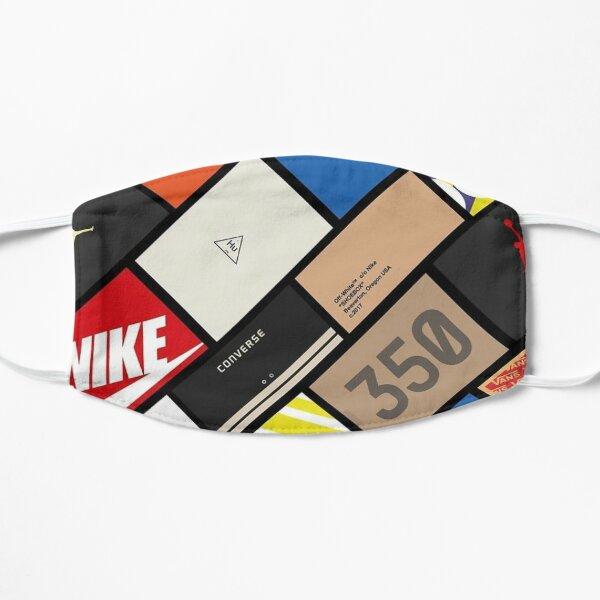 Sneakers Flat Mask