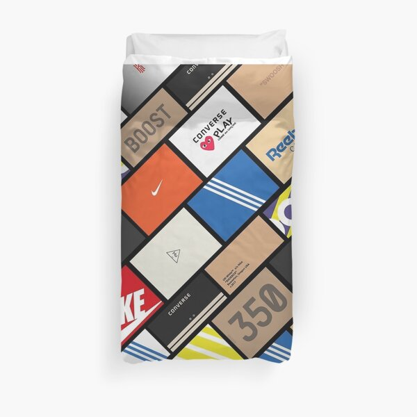 Sneakers Duvet Cover