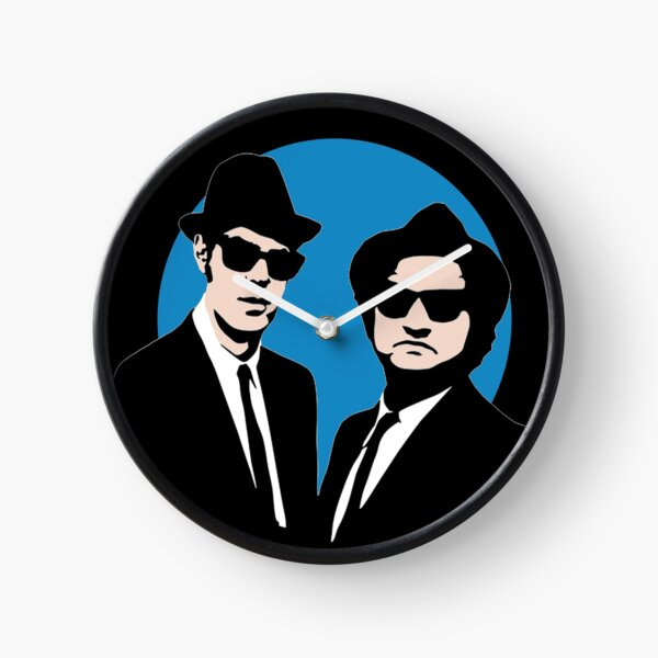 Blues Brothers  Clock