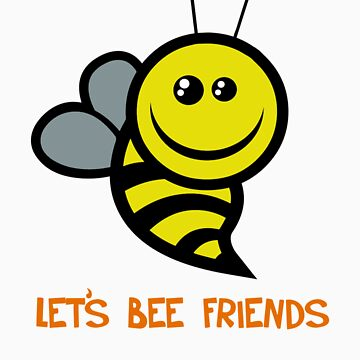 Lets Bee Friends by pinballmap13