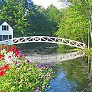 Somesville Foot Bridge by Jack Ryan
