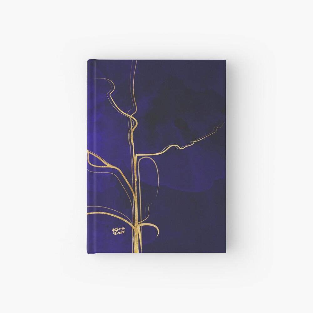Kintsugi Gold Royal Blue Hardcover Journal