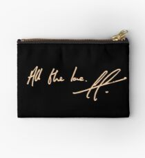 All The Love Studio Pouch