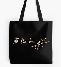 All The Love Tote Bag