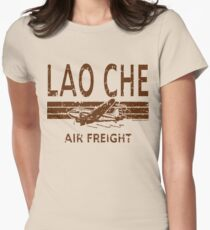 Lao Che Air Freight Women's Fitted T-Shirt