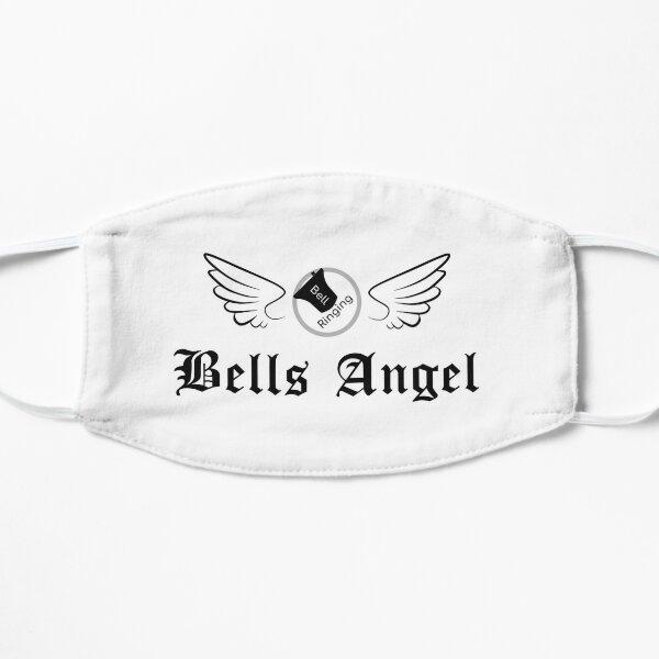 Bell Ringing - BELLS ANGEL - black text Mask