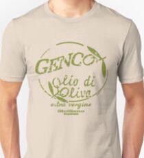 Genco Olive Oil Slim Fit T-Shirt