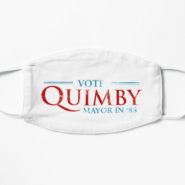 Vote Quimby in 1988 Mask