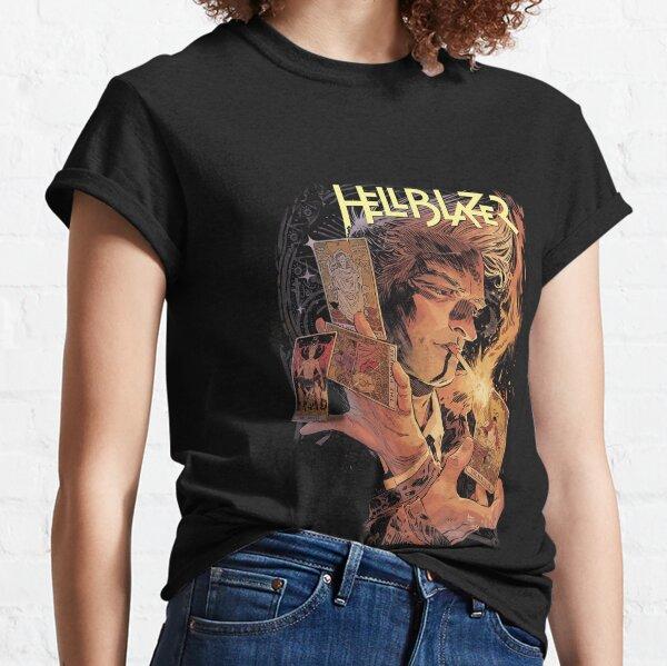 Hellblazer, john Constantine comic cover Classic T-Shirt