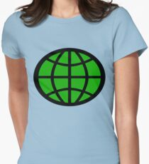 Captain Planet Planeteer Women's Fitted T-Shirt