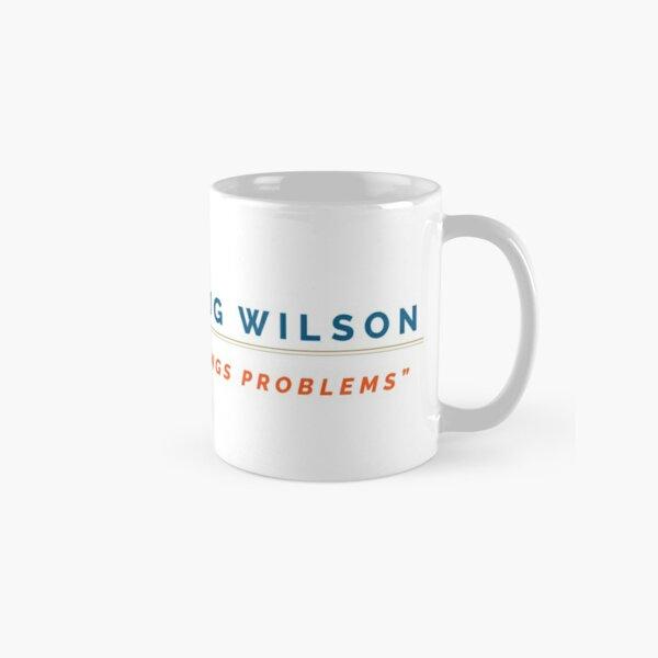 Vote for Doug Wilson Classic Mug