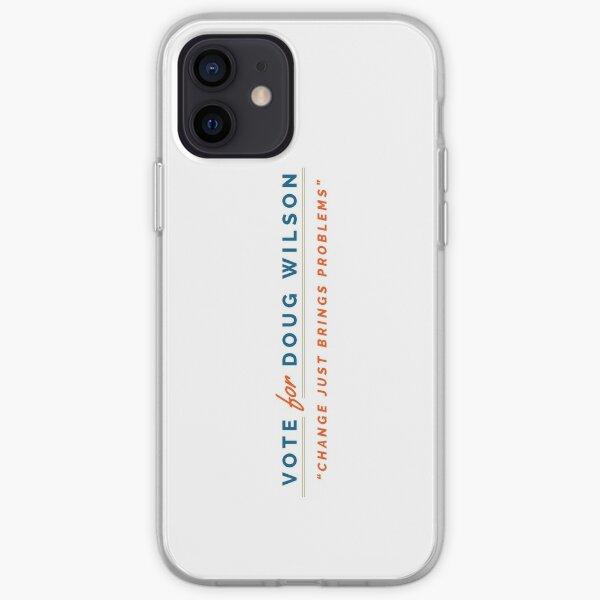 Vote for Doug Wilson iPhone Soft Case