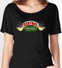 Central Perk Women's Relaxed Fit T-Shirt