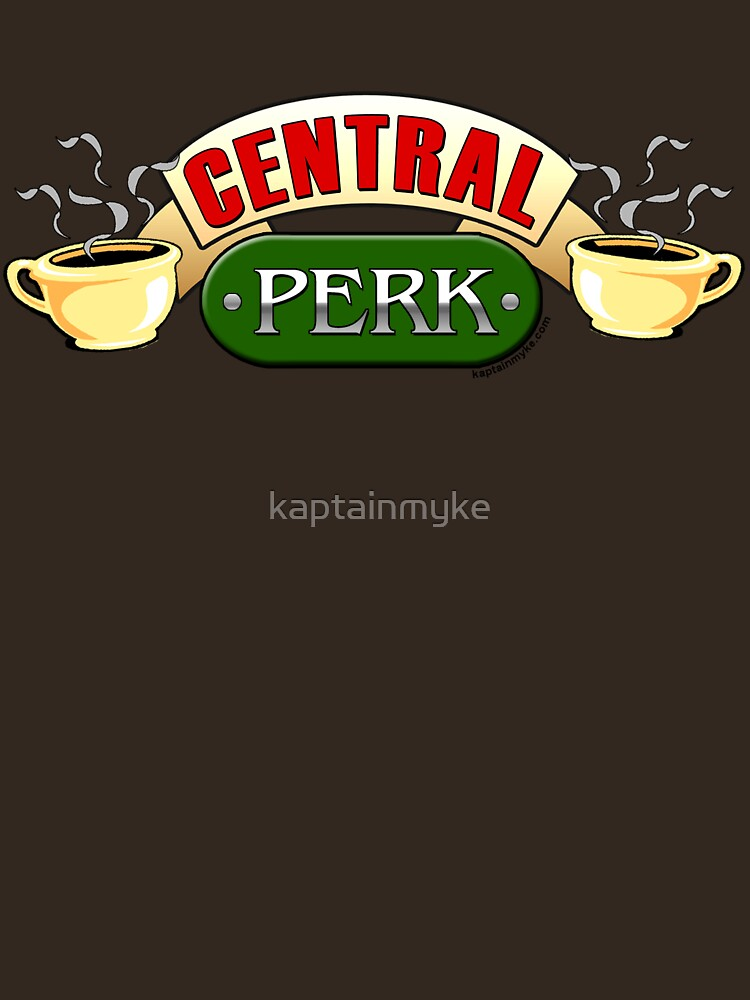Central Perk | Unisex T-Shirt
