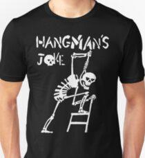 Hangmans Joke Slim Fit T-Shirt