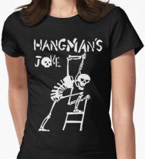 Hangmans Joke Women's Fitted T-Shirt