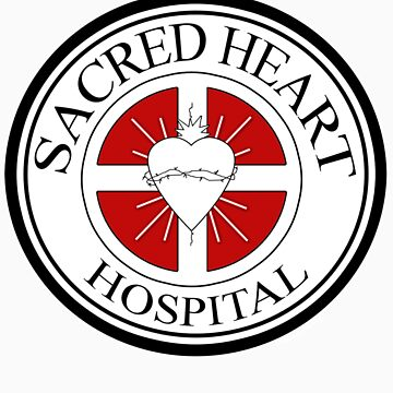 Sacred Heart Hospital by kaptainmyke