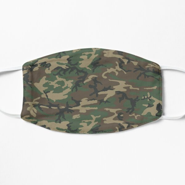 Military camo face mask Mask