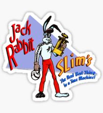 Jack Rabbit Slims Sticker