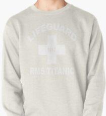 RMS Titanic Lifeguard Pullover Sweatshirt
